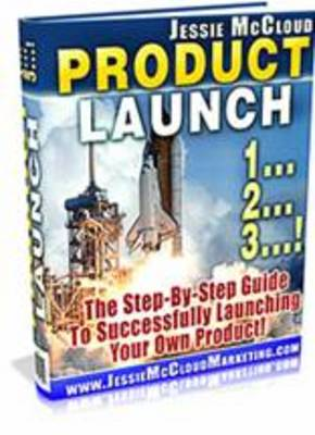Product picture Product Launch Ebook with Master resell rights